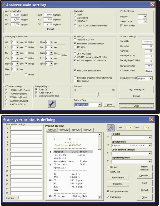 PC软件界面示例
